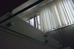 Installazione parete in vetro - rgm infissi
