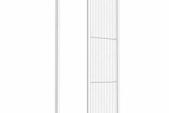 Zanzariera plissettata - rgm infissi