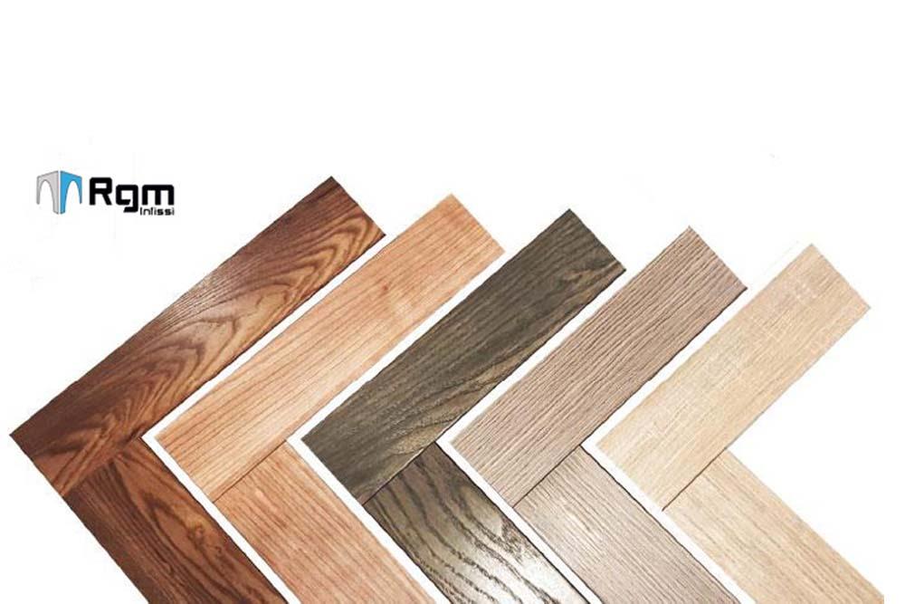Installazione infissi in alluminio e legno a taglio termico